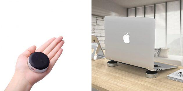 Подставки для ноутбука с USB-концентратором