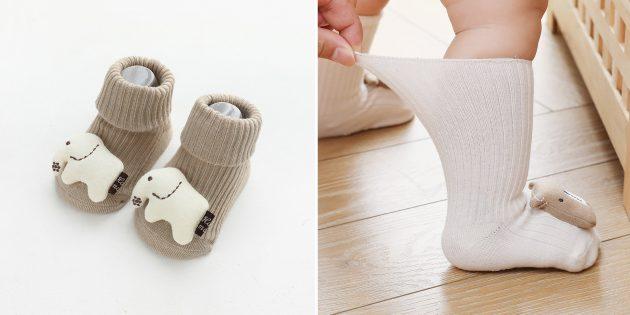 Детские товары: носки