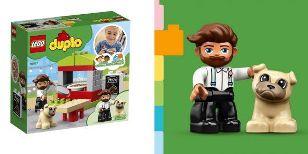 Детские товары: конструктор LEGO Duplo