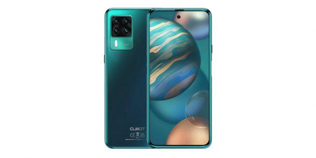 Смартфон Cubot X50