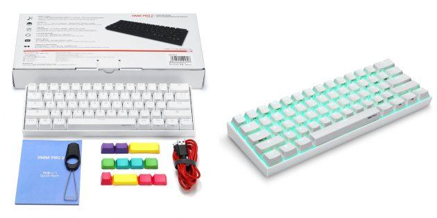 Игровые механические клавиатуры с AliExpress: Anne Pro 2