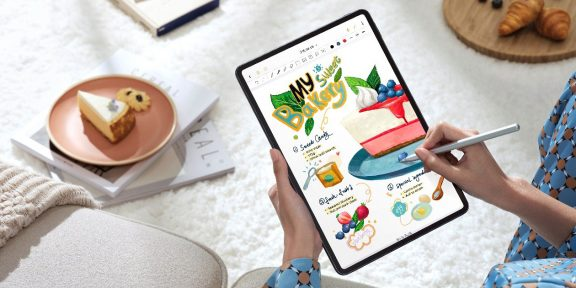 Huawei выпустила флагманские планшеты MatePad Pro на HarmonyOS 2