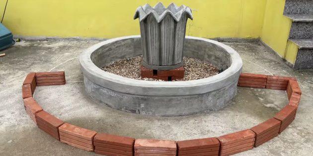 Как сделать фонтан своими руками: соорудите ещё один круг