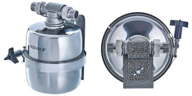 Магистральные фильтры для воды: «Аквафор Викинг Мини»