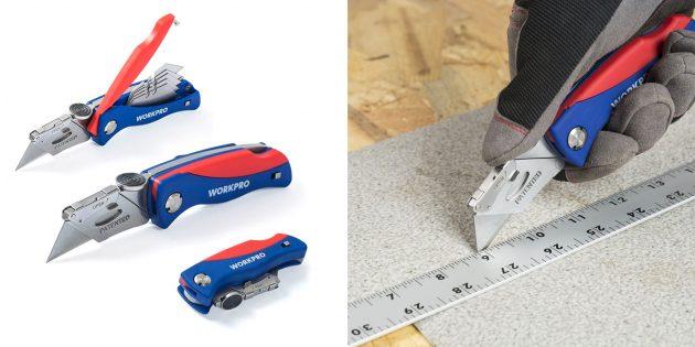 Полезные вещи для ремонта своими руками: строительный нож