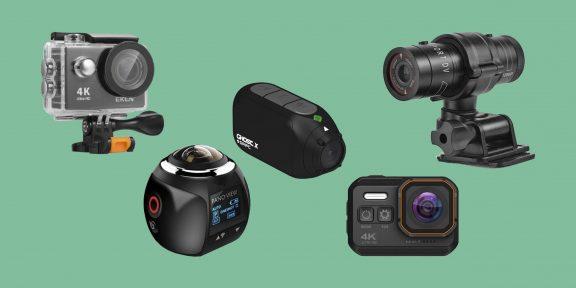 7 экшен-камер с AliExpress стоимостью до 7 000 рублей