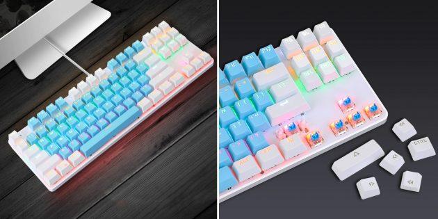 Игровые клавиатуры с AliExpress: Lesozoh K100