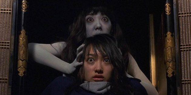 Японские фильмы ужасов: «Проклятие»