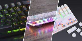 8 надёжных механических клавиатур с AliExpress для заядлых геймеров