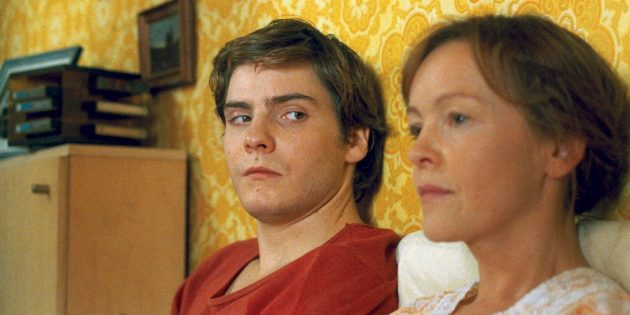 Кадр из немецкой комедии «Гуд бай, Ленин!»