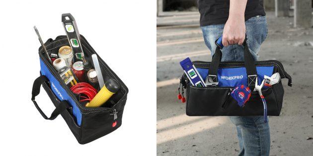Полезные вещи для ремонта своими руками: сумка для инструментов