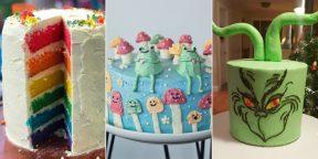 Как с картинки: 12 красивых тортов, которые превзошли все ожидания