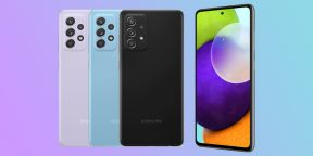 Выгодно: Samsung Galaxy A52 за 21486 рублей вместо 27990