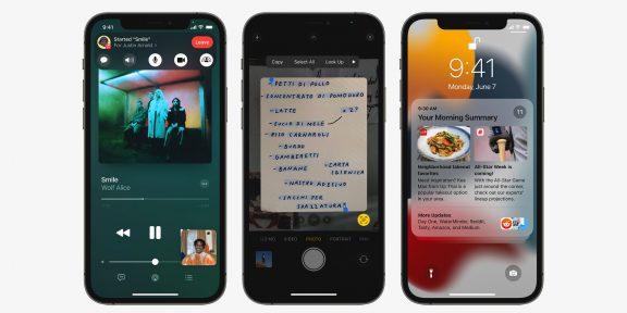 Как откатиться с беты iOS 15 до стабильной iOS 14