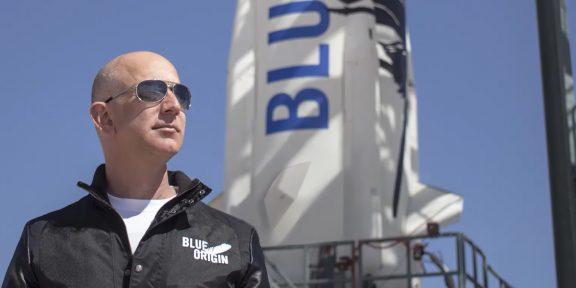 Миллиардер Джефф Безос решил лететь в космос на корабле собственной компании Blue Origin