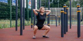 Прокачка: 3 простых упражнения испытают ваши возможности
