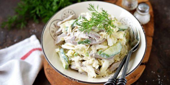 Хрустящие, лёгкие, вкусные. Эти салаты с капустой вы точно полюбите