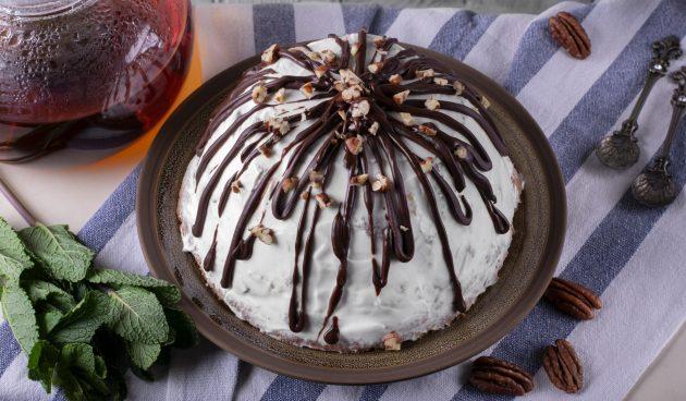 Восхитительный торт «Панчо»