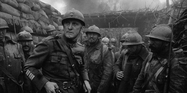 Фильмы Стэнли Кубрика: «Тропы славы»
