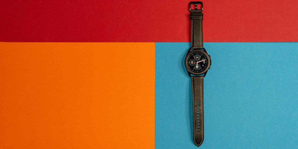 Samsung Galaxy Watch 3: внешний вид