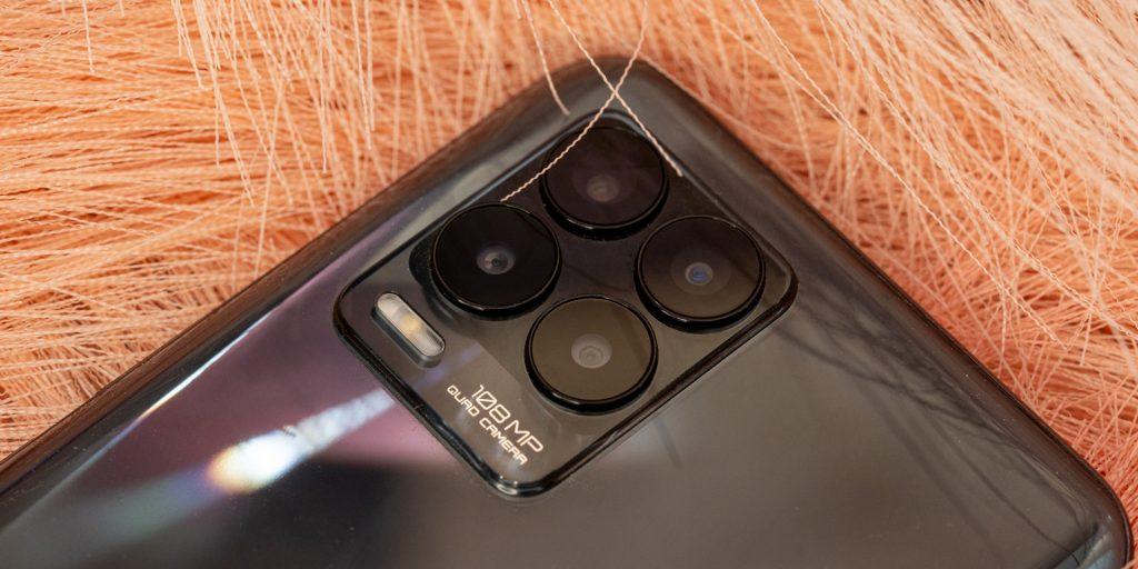 Обзор Realme 8Pro: камеры
