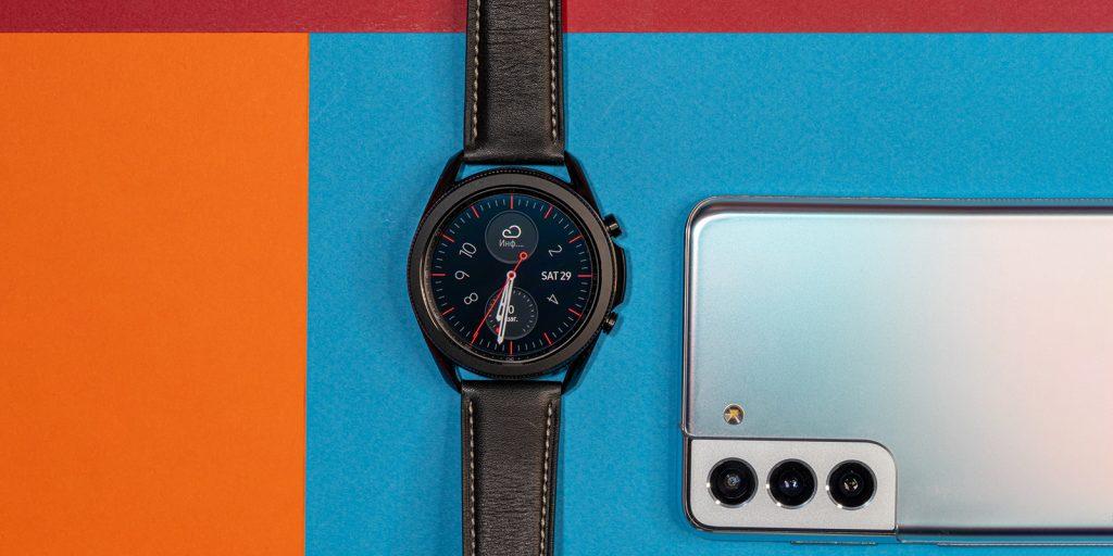 Samsung Galaxy Watch 3: умные функции
