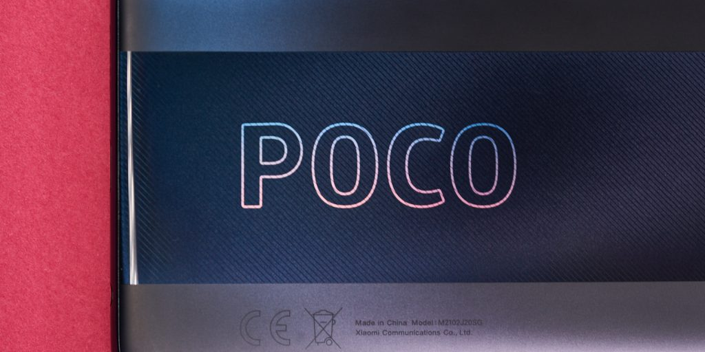 Смартфон Poco X3Pro