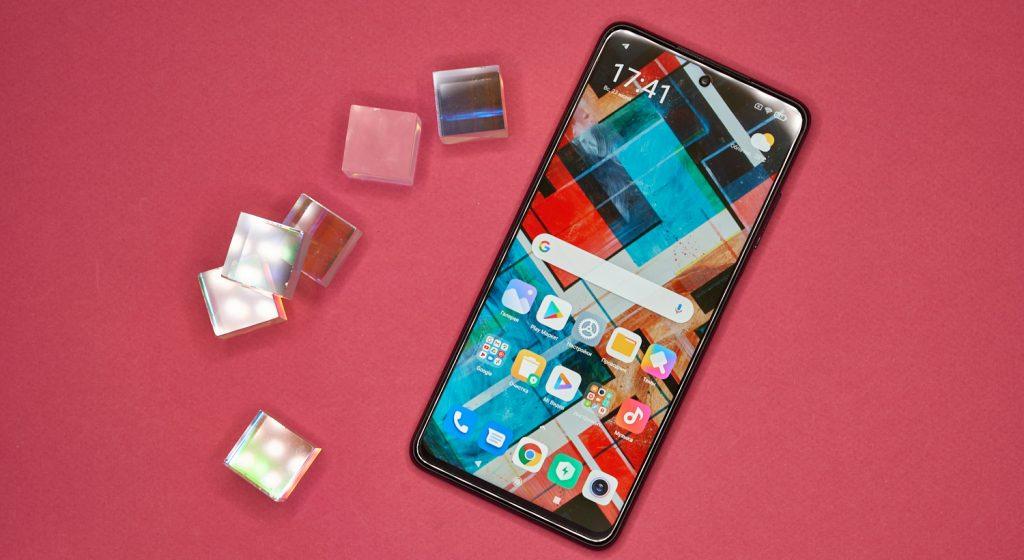 Смартфон Poco X3Pro: характеристики экрана