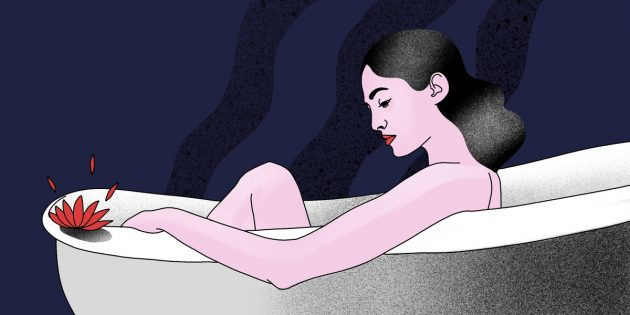Что можно и нельзя делать при месячных: принимать ванну