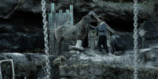 Кадр из сериала «Катла»