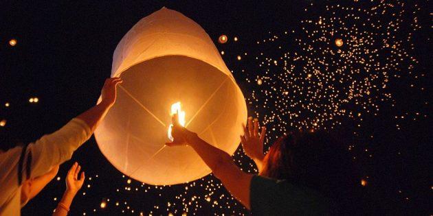 12вещей, которые чаще всего принимают за НЛО