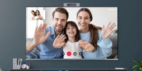 Xiaomi представила веб-камеру для ноутбуков и телевизоров с Android TV