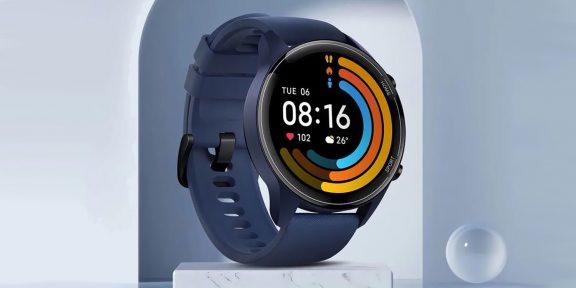 Xiaomi представила смарт-часы Mi Watch Revolve Active