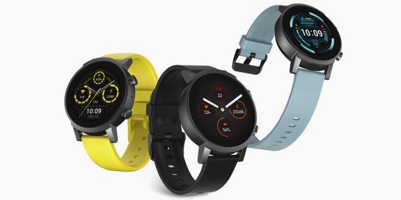 Mobvoi представила TicWatch E3 — самые доступные часы с Google Pay