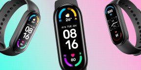 Обзор Mi Band 6 — фитнес-трекера, который интереснее модели предыдущего поколения