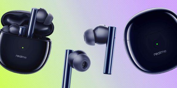 Обзор наушников Realme BudsAir2 — сбалансированных и по звуку, и по функциональности