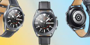 Обзор умных часов Samsung Galaxy Watch 3 — дружелюбного помощника по жизни