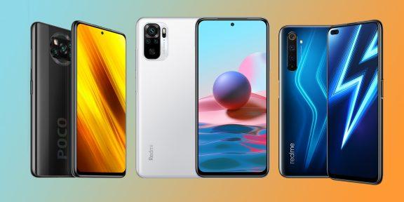 AliExpress назвал 10 самых популярных смартфонов от российских продавцов