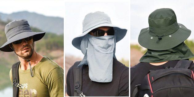 Головные уборы на лето: мужская шляпа