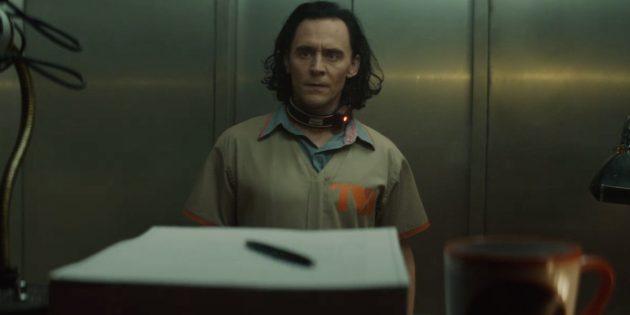 Кадр из сериала «Локи»