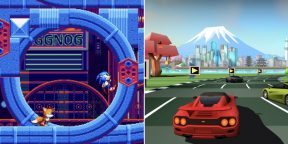 Epic Games Store раздаёт Sonic Mania и Horizon Chase Turbo
