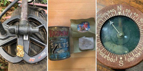 10 удивительных вещей, которые люди находили металлоискателем