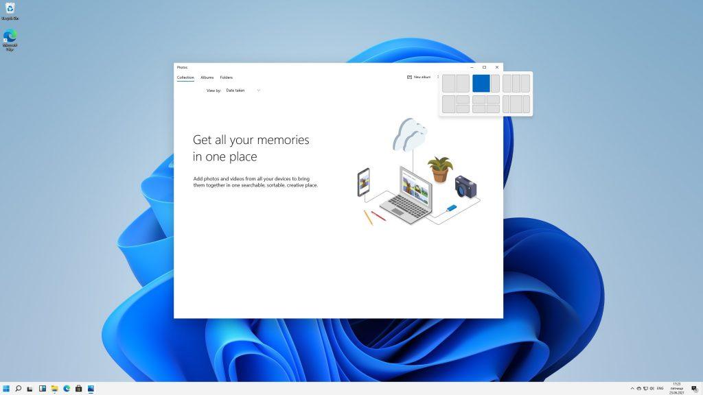 Умное управление окнами в Windows 11