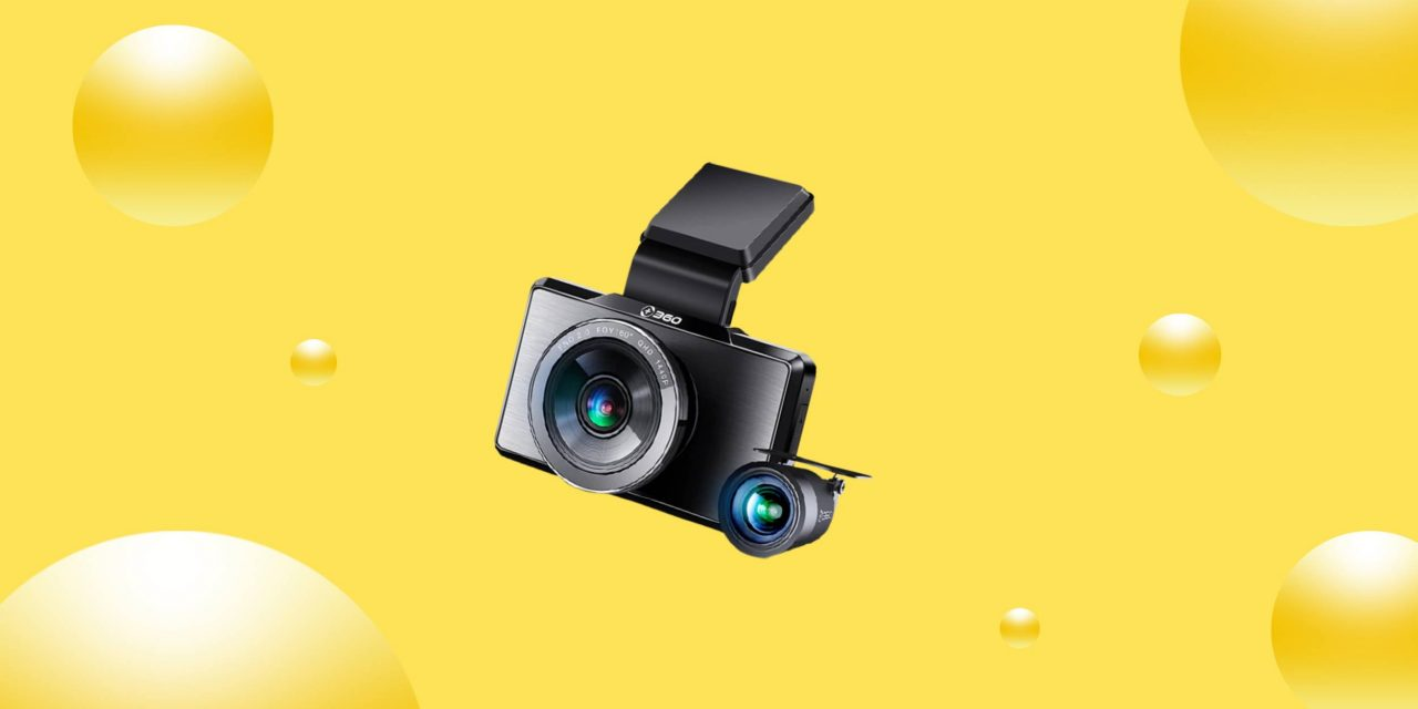 Выгодно: видеорегистратор 360 G500H с камерой заднего вида за 4 590 рублей
