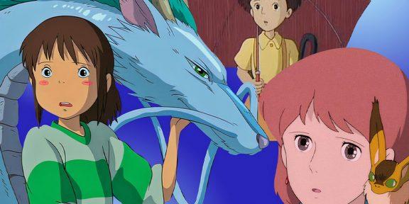 ТЕСТ: На какую героиню из мультфильмов Хаяо Миядзаки вы похожи?