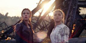 «Возвращение к ранним фильмам Marvel»: что пишут критики о «Чёрной вдове» со Скарлетт Йоханссон