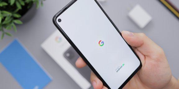 Приложение Google «упало» на смартфонах Android по всему миру