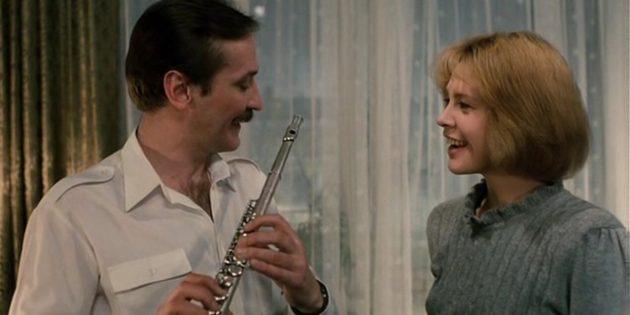 Лучшие фильмы Эльдара Рязанова: «Забытая мелодия для флейты»