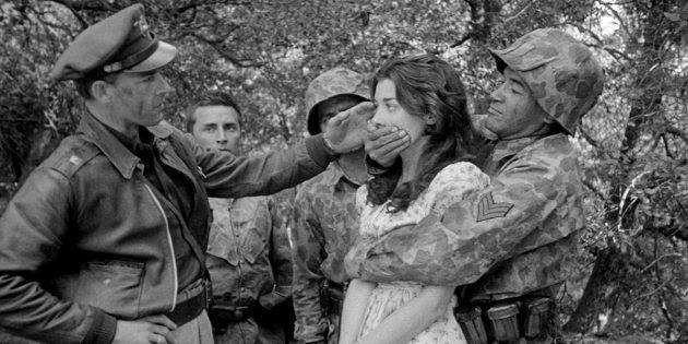 Фильмы Стэнли Кубрика: «Страх и вожделение»
