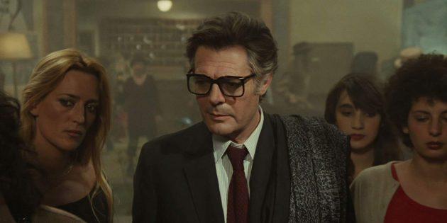 Кадр из фильма Федерико Феллини «Город женщин»